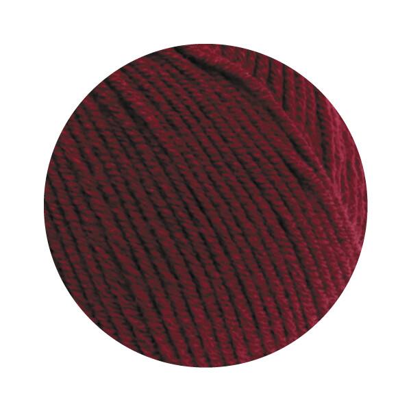 Mc Wool Merino Mix 100 Fb. 108 dunkelrot