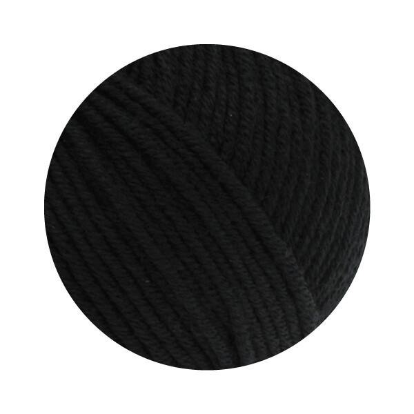 Mc Wool Merino Mix 100 Fb. 120 schwarz