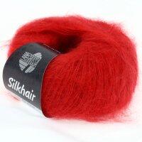 Silkhair Fb. 8 kirschrot