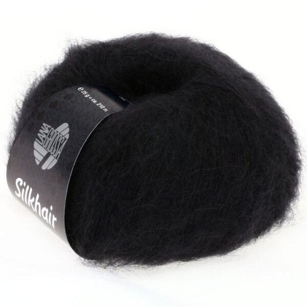 Silkhair Fb. 14 schwarz