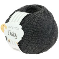 Cool Wool Baby Fb. 205 anthrazit