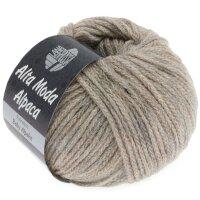 Alta Moda Alpaca Fb. 15 grau/beige meliert