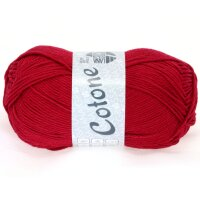 Cotone Fb. 4 weinrot