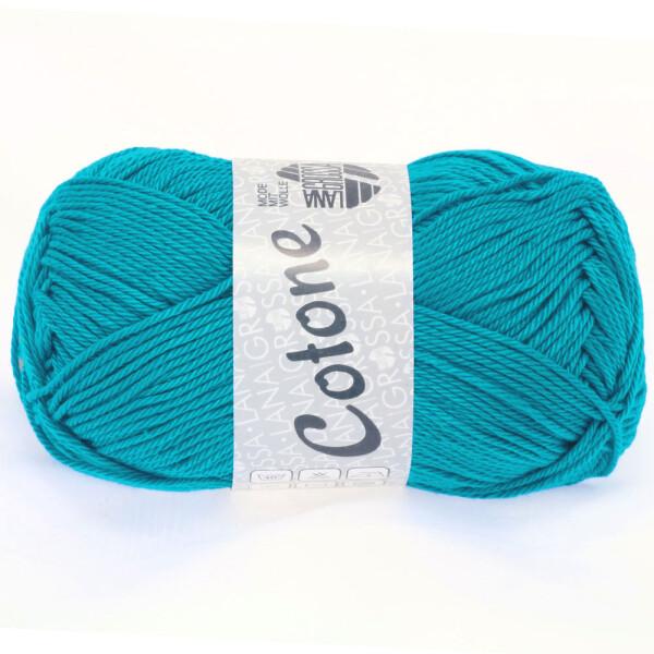 Cotone Fb. 10 türkisblau