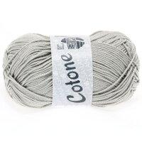 Lana Grossa - Cotone 0027 hellgrau