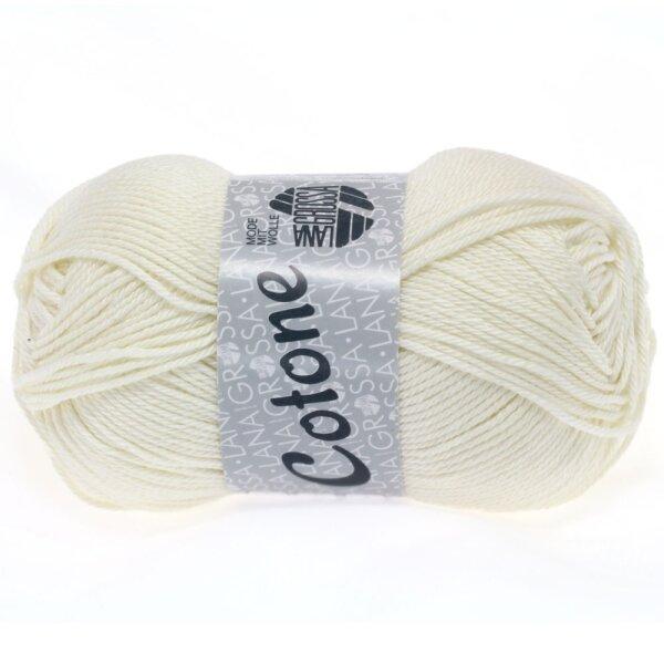 Lana Grossa - Cotone 0028 natur