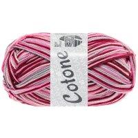Cotone Print Fb. 327 rosa/pink/bordeaux/hellgrau
