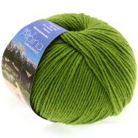 Alpina Landhauswolle Fb. 17 hellgrün