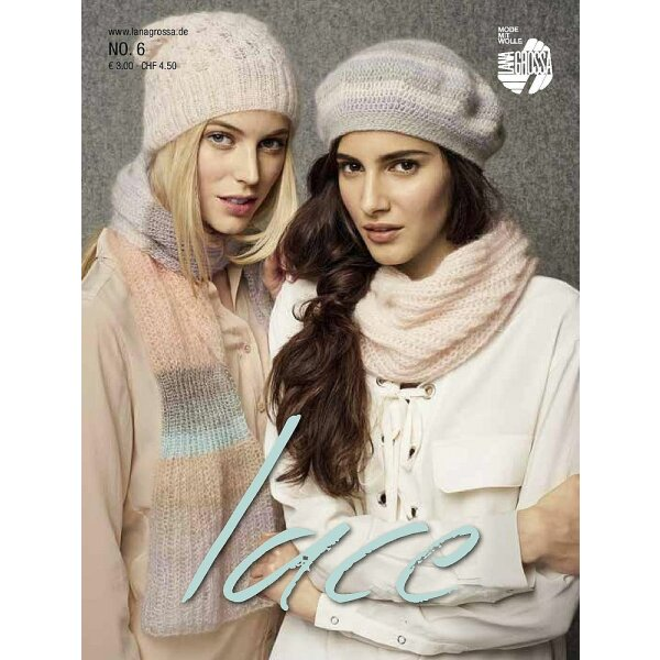 LACE BOOKLET NR. 6