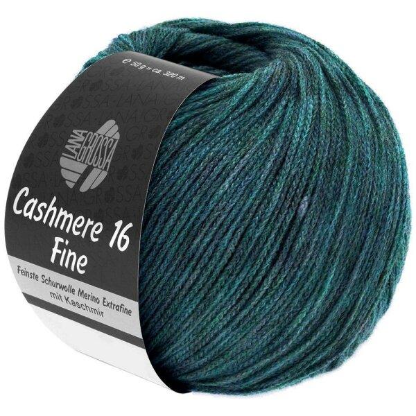 Cashmere 16 Fine Fb. 13 petrol