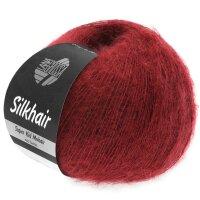 Silkhair Fb. 113 weinrot
