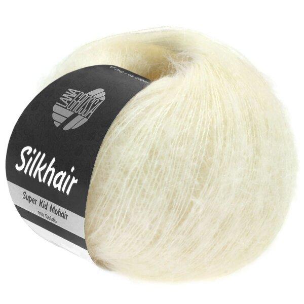 Silkhair Fb. 117 weiß