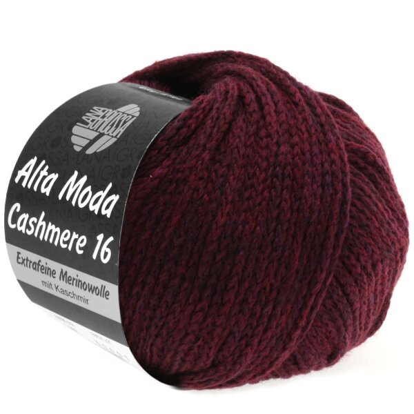 Alta Moda Cashmere 16 Fb. 27 burgund