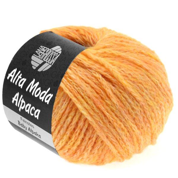 Alta Moda Alpaca Fb. 56 orange meliert
