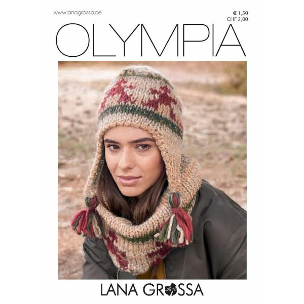 OLYMPIA 2017 Flyer
