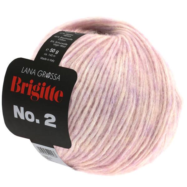 Brigitte No. 2 Fb. 12 rosa