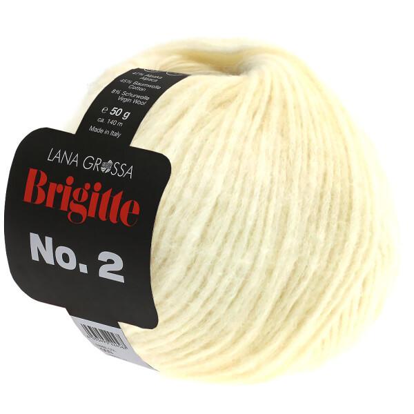 Brigitte No. 2 Fb. 16 weiß