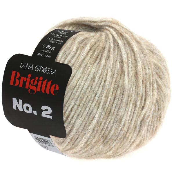 Brigitte No. 2 Fb. 15 beige