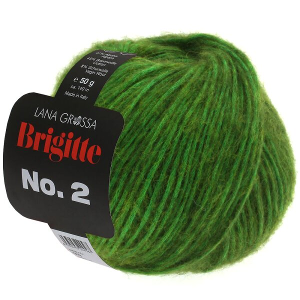 Brigitte No. 2 Fb. 1 grün