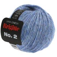 Brigitte No. 2 Fb. 6 jeansblau