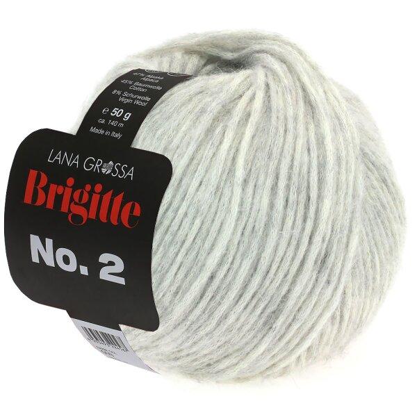 Brigitte No. 2 Fb. 13 hellgrau