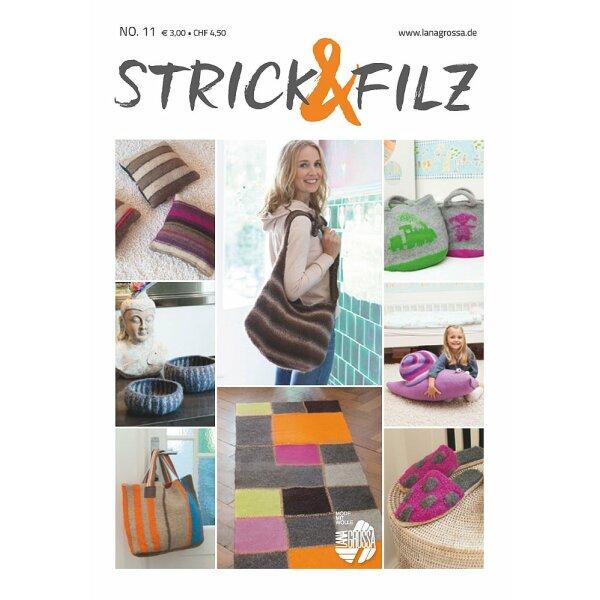*STRICK & FILZ NR. 11