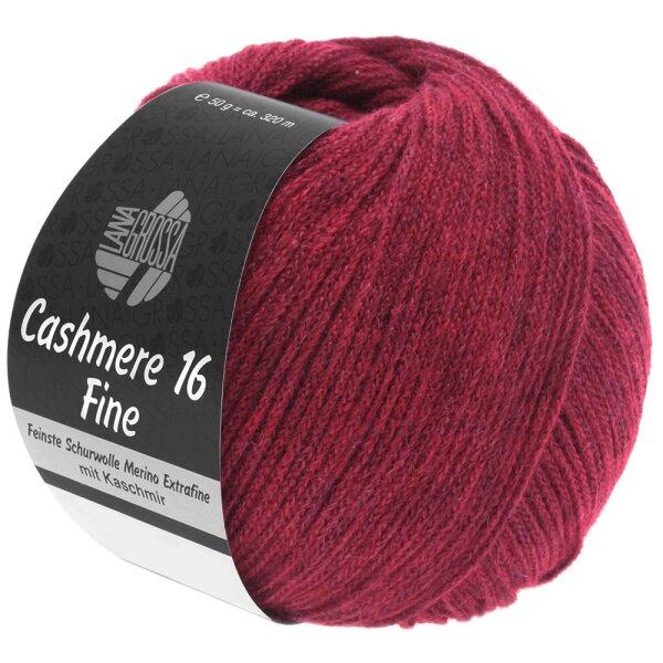 Cashmere 16 Fine Fb. 22 kupferrot