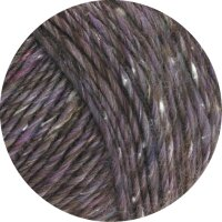 Only Tweed Fb. 103 antikviolett/natur/braungrau