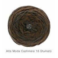 Alta Moda Cashmere 16 Sfumato Fb. 210 braun meliert