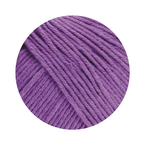 Garzato Fleece 34 burgund//schwarz 50 g Lana Grossa Wolle Kreativ Fb
