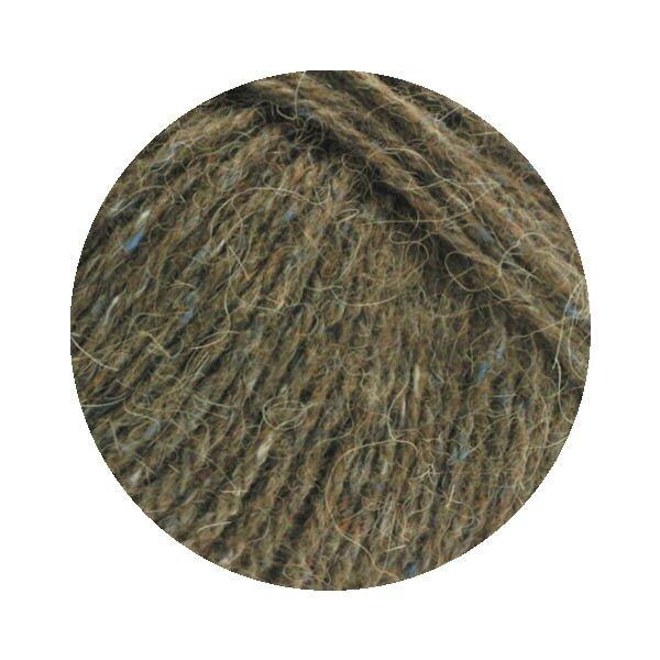 Wolle Kreativ Lana Grossa 14 braun 50 g Feltro Fine Fb
