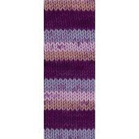 Wakame Print Fb. 111 veilchenblau/violett/rosa