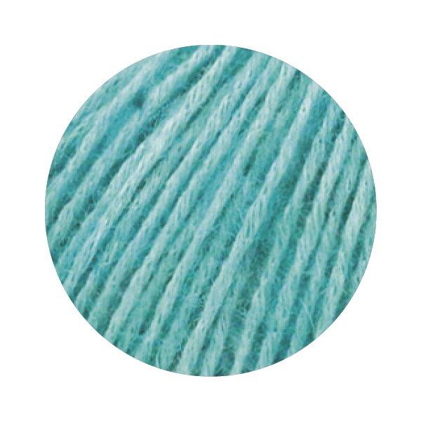 Fb.17 pastellgrün 50 g Cashair Lana Grossa Wolle Kreativ