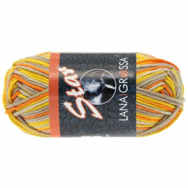 365 Cashmere Fb Lana Grossa 40 orange 50 g Wolle Kreativ