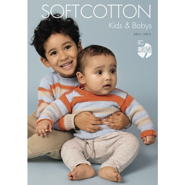 SOFTCOTTON for Kids and Babys FLYER