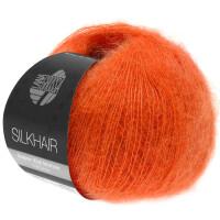 Silkhair Fb. 136 dunkelorange