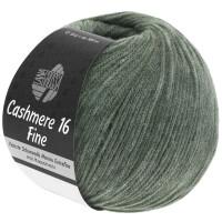 Cashmere 16 fine Fb. 34 graugrün
