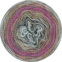 Mirror Shades Fb. 708 hellgrau/grau/sand/pink