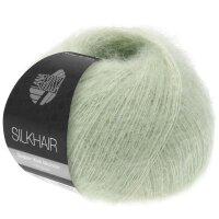 Silkhair Fb. 140 weißgrün