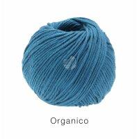 Organico GOTS Fb. 132 ozeanblau