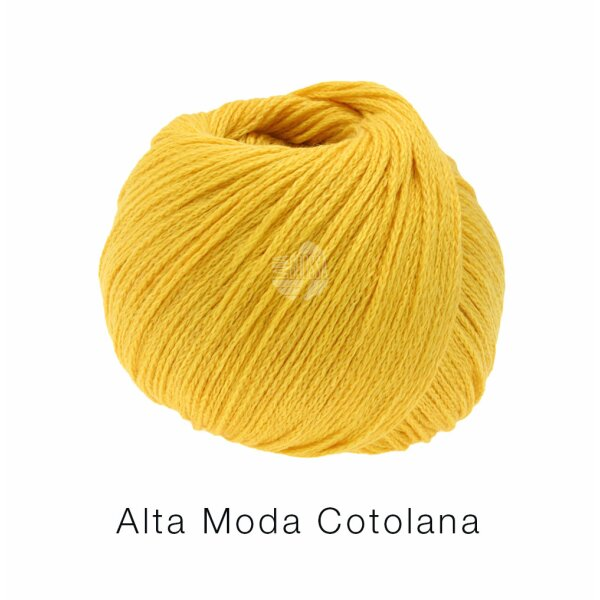 Wolle Kreativ 10 maisgelb 50 g Fb Pima Lana Grossa