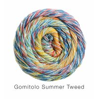 Gomitolo Summer Tweed Fb. 15...