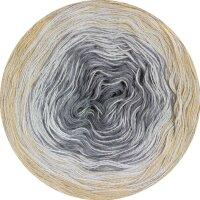 Shades of Cotton Fb. 117 silbergrau/beige/weiß/grau