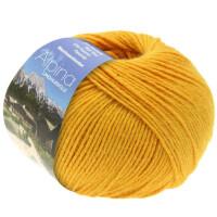 Alpina Landhauswolle Fb. 51 gelb