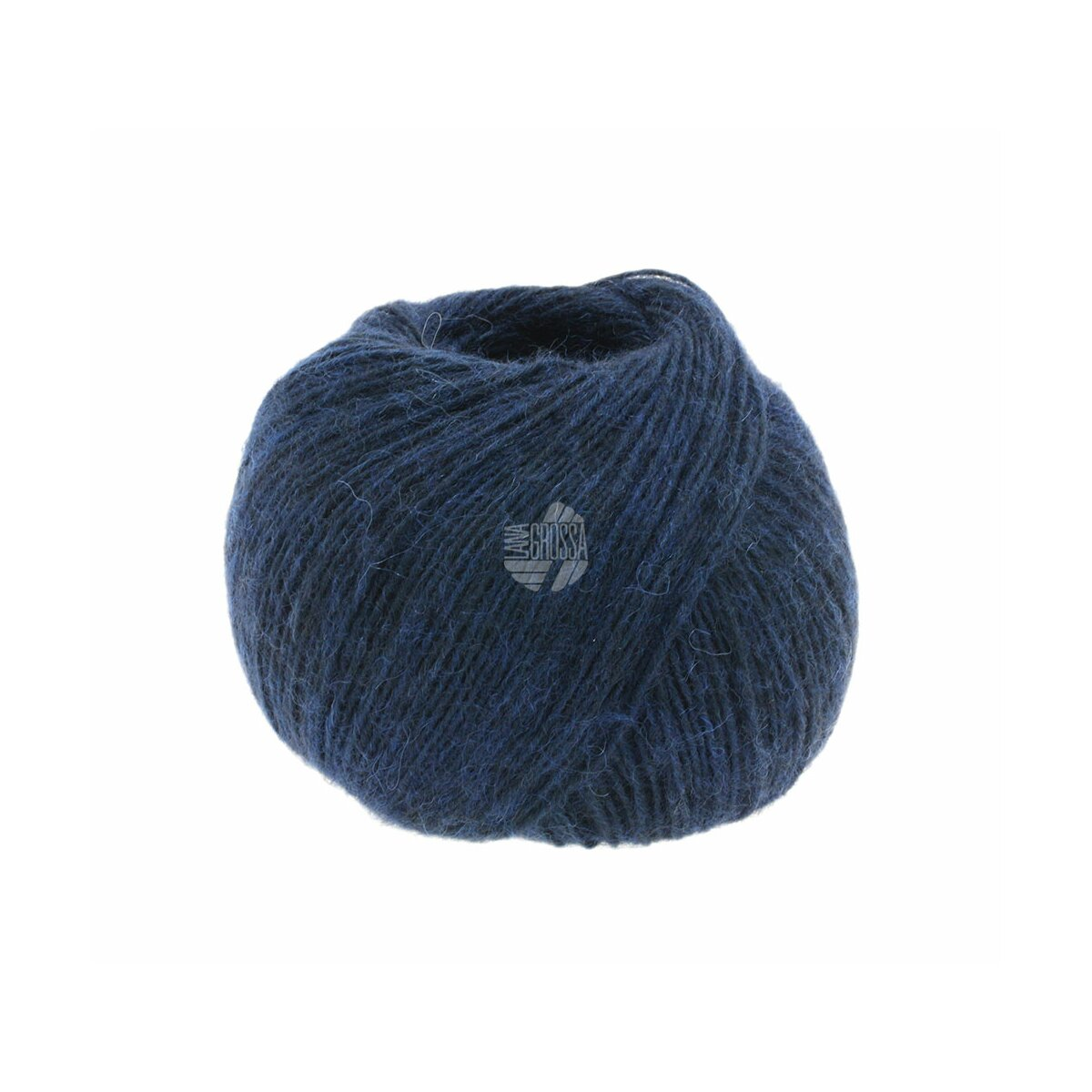 Wolle Kreativ Fb 42 blau 50 g Lana Grossa Ecopuno