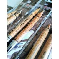 Hausmarke Nadelspitzen Holz 6,5