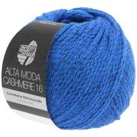 Lana Grossa - Alta Moda Cashmere 16 - Fb. 46 blau 50 g