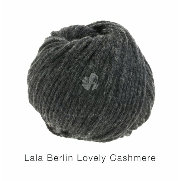 Lala Berlin Lovely Cashmere Fb. 19 anthrazit