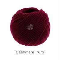 Cashmere Puro Fb. 10 dunkelrot