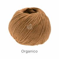 Organico Gots Fb. 133 gelbbraun